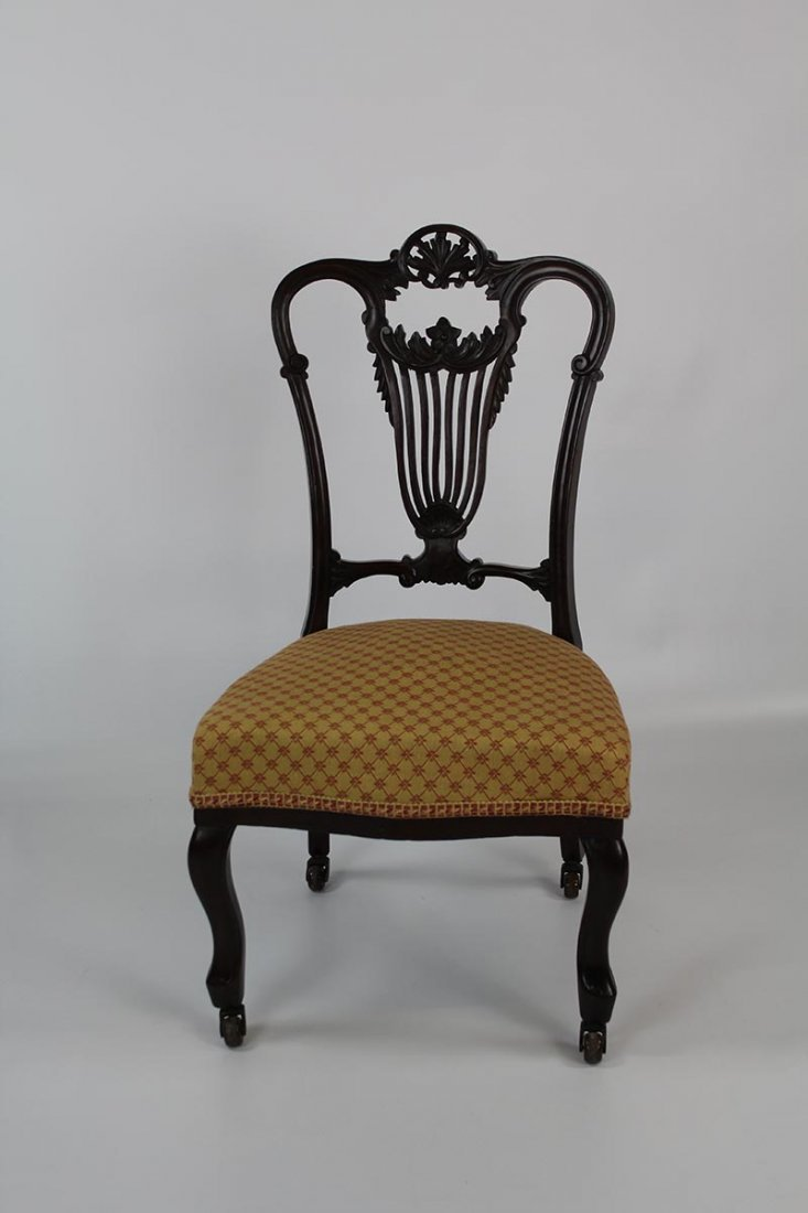 Edwardian Salon Chair