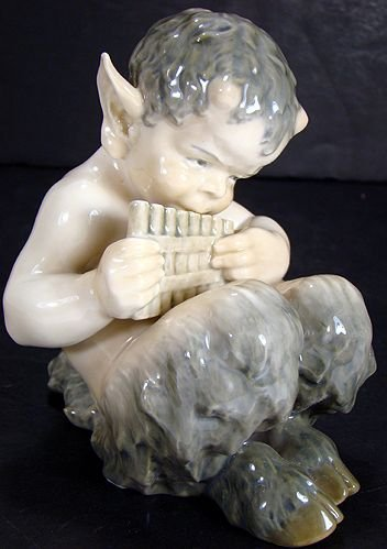22: ROYAL COPENHAGEN FAWN FIGURINE