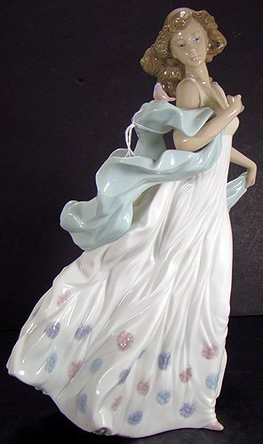 6: LLADRO SUMMER SERANADE 6193 MINT WITH BOX