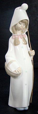 1204: LLADRO LITTLE SHEPARDESS