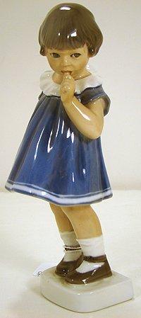 12: ROYAL COPENHAGEN DAHL JENSEN LITTLE GIRL
