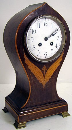 1681: ANTIQUE FRENCH TIFFANY CLOCK