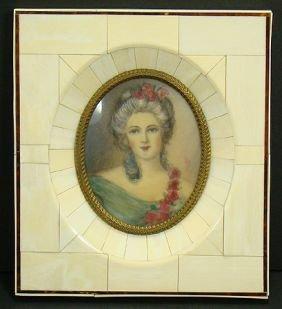 317: VICTORIAN PORTRAIT OF A BEAUTIFUL WOMAN