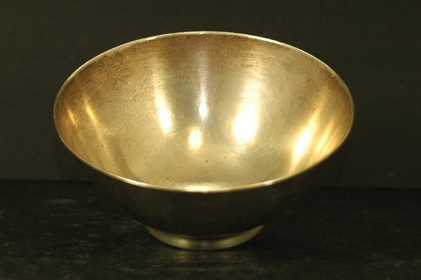 10: HEAVY VINTAGE TIFFANY STERLING SILVER BOWL