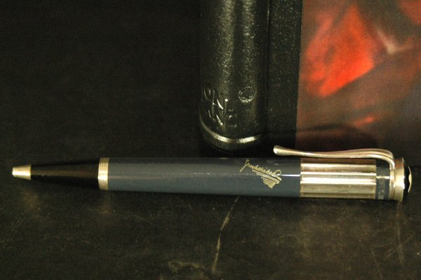 850D: MONTBLANC CHARLES DICKENS RARE LMTD EDITION - 3