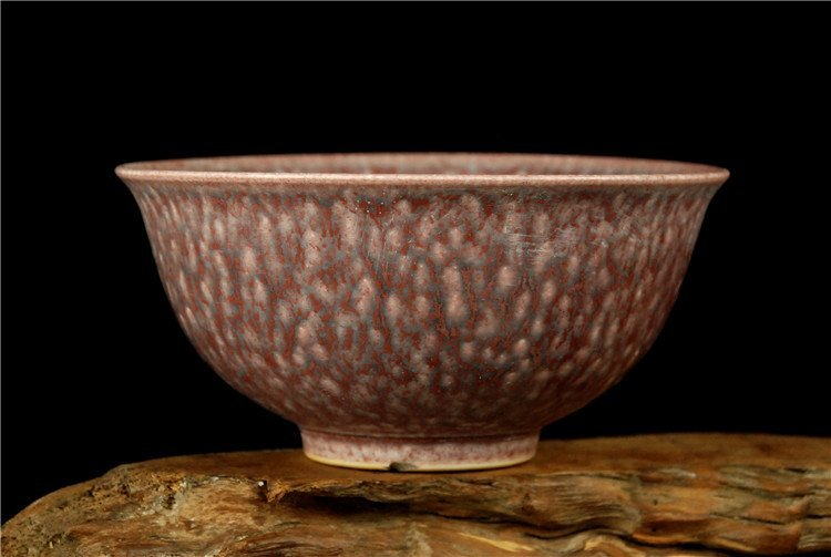 Fine Chinese Porcelain Bowl With Red Ground