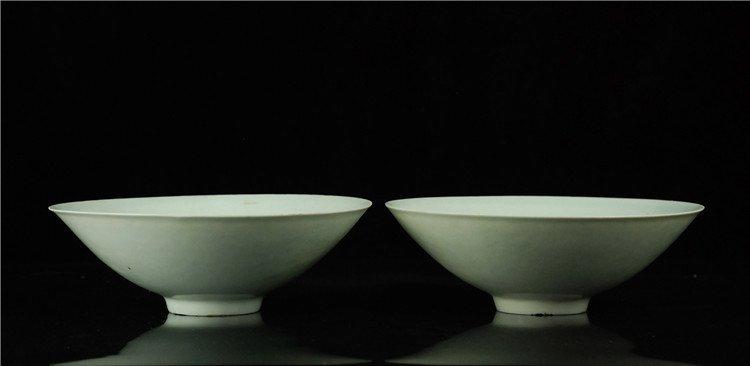 A Pari of Chinese Porcelain Bowl