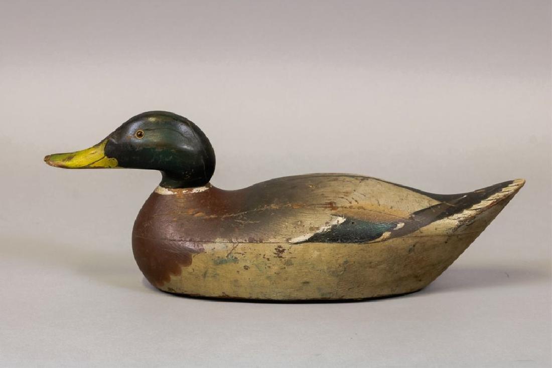 Mason Decoy Factory Mallard Drake Duck Decoy,