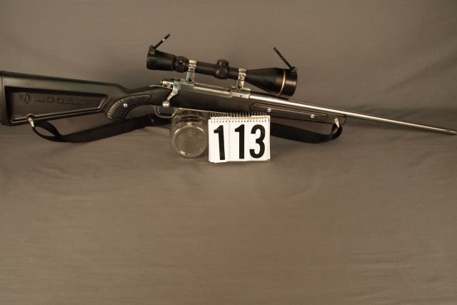 Ruger M77, Mark II, 30-06, Bolt Action, Stainless