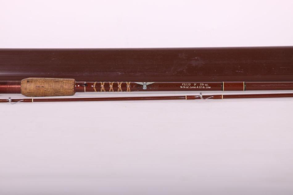 Fenwick Model FS110 Two-Piece Fishing Rod, 9' with Case - 2