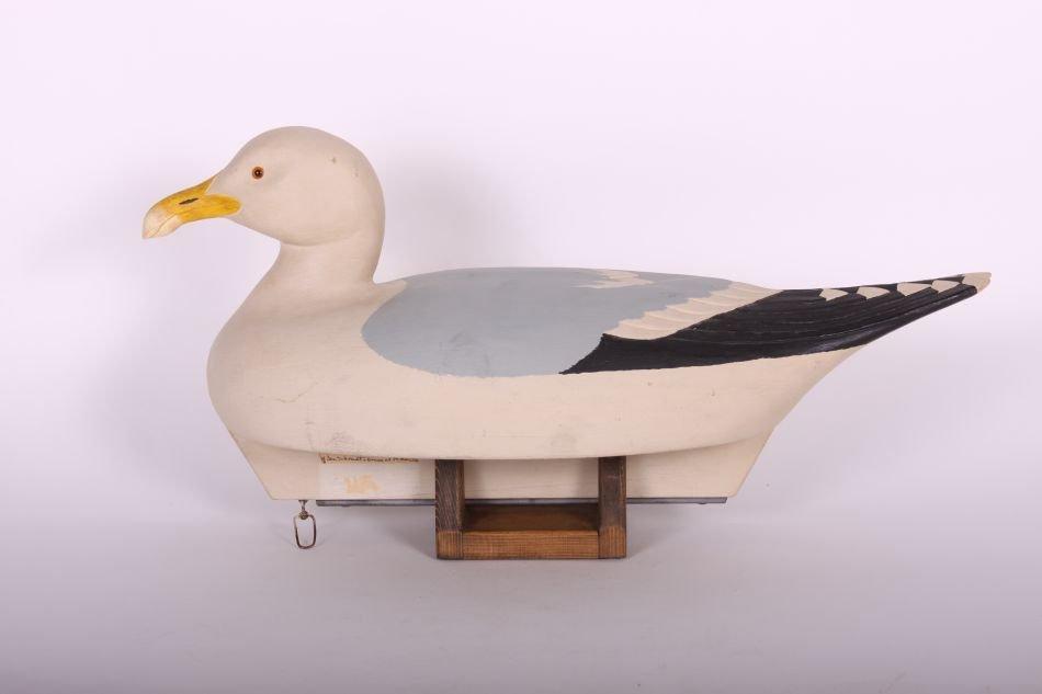 Seagull Confidence Decoy by Ray Zatirka of Belleville,
