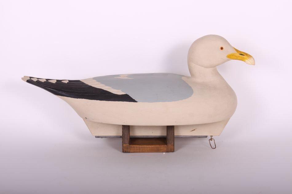 Seagull Confidence Decoy by Ray Zatirka of Belleville, - 4