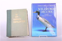 The New Hunters Encyclopedia and The Great Book of