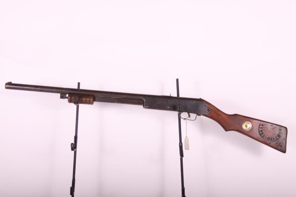 Daisy, Mdl 107, Buck Jones Special, Pump BB Gun, 1925,