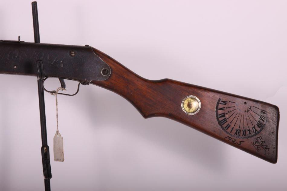 Daisy, Mdl 107, Buck Jones Special, Pump BB Gun, 1925, - 2