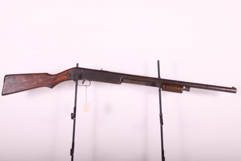 Daisy, Mdl 107, Buck Jones Special, Pump BB Gun, 1925, - 4