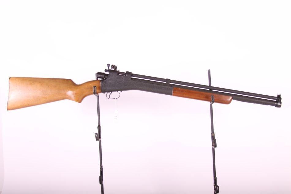 Crossman Mdl 101, Pump, Wood Stock, Patented, - 4