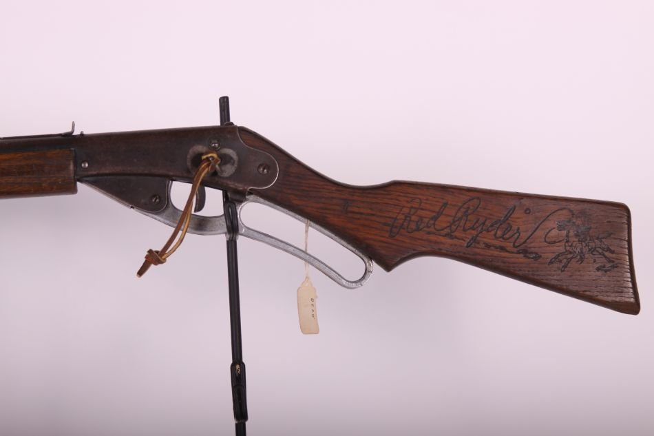 Daisy No. 111 Mdl 40, Red Ryder Carbine BB Gun, Lever - 2