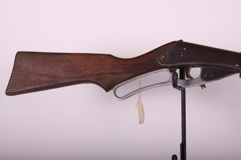 Daisy No. 111 Mdl 40, Red Ryder Carbine BB Gun, Lever - 5