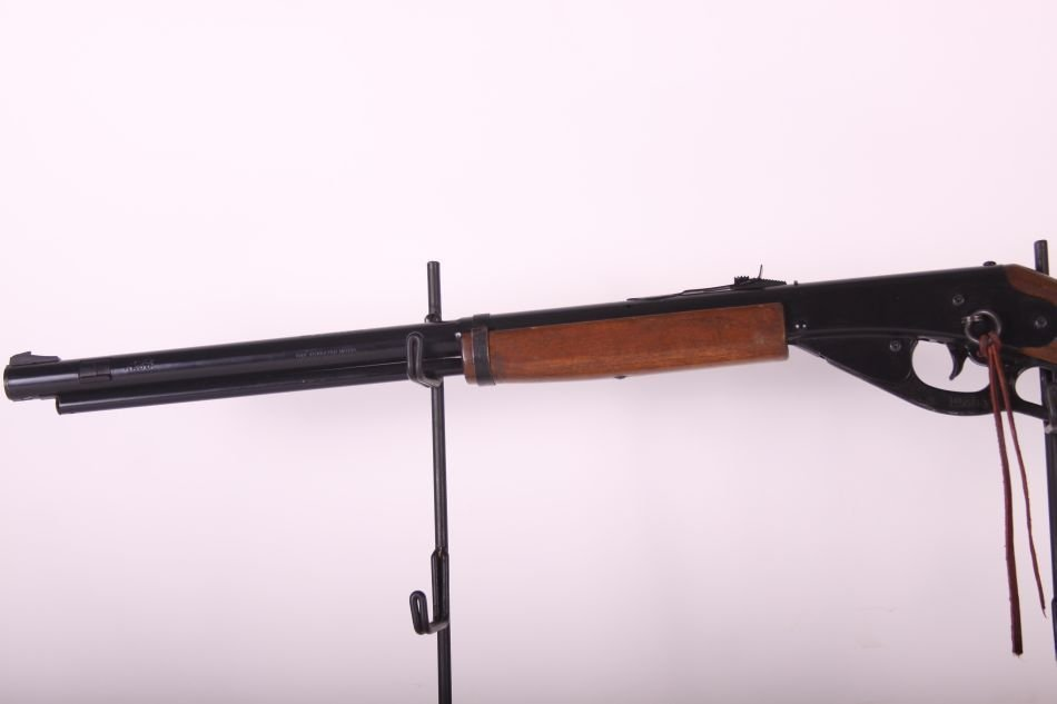 Daisy Red Ryder Mdl 1938B, Lever Action, Wood Stock, - 3
