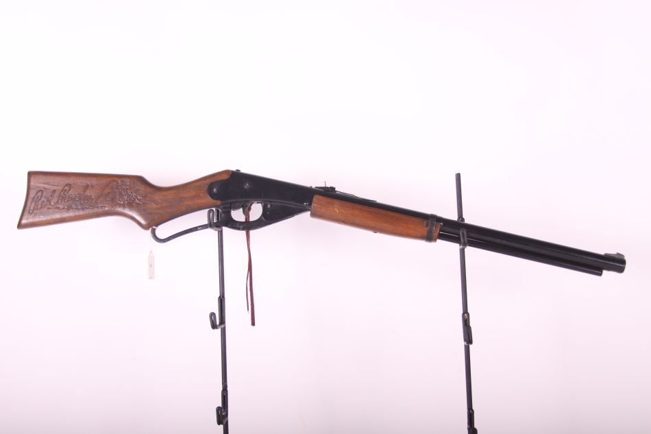 Daisy Red Ryder Mdl 1938B, Lever Action, Wood Stock, - 4