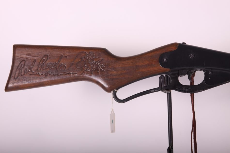 Daisy Red Ryder Mdl 1938B, Lever Action, Wood Stock, - 5