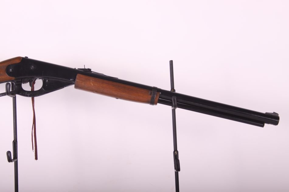 Daisy Red Ryder Mdl 1938B, Lever Action, Wood Stock, - 6