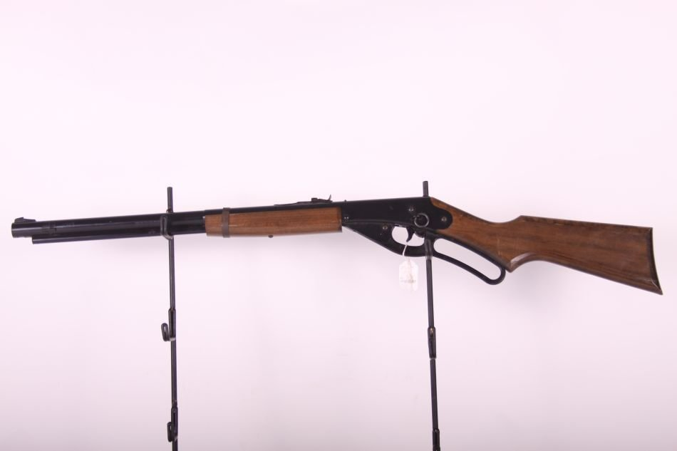 Daisy Red Ryder Mdl 1938B BB Gun, Lever Action, Wood