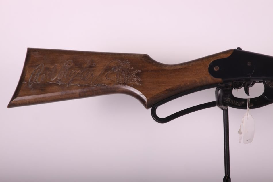 Daisy Red Ryder Mdl 1938B BB Gun, Lever Action, Wood - 5