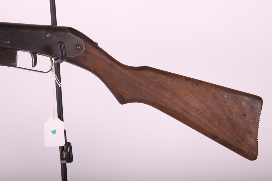 Daisy, No.25, Pump, BB Gun, Plymouth, MI, Wood Stock, - 2