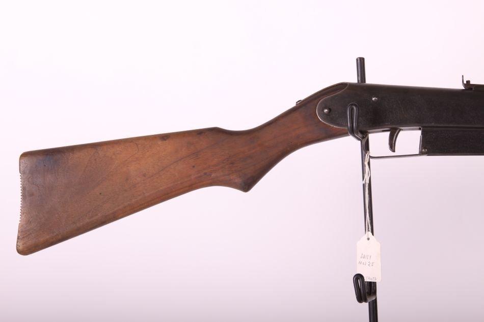 Daisy, No.25, Pump, BB Gun, Plymouth, MI, Wood Stock, - 5