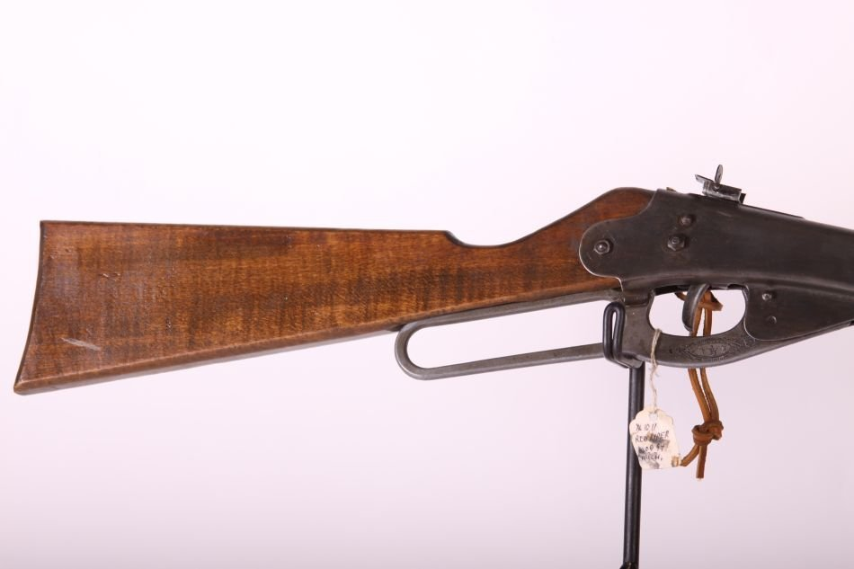 Daisy Red Ryder Carbine, Lever Action, Wood Stock, - 5