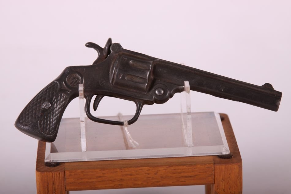 Kenton, Unnamed Cap Gun, Cast Iron - 2