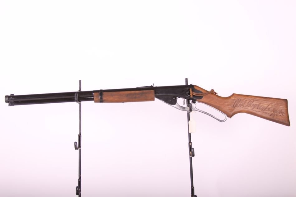 Daisy, No.1938 Red Ryder Carbine, Lever Action, Wood