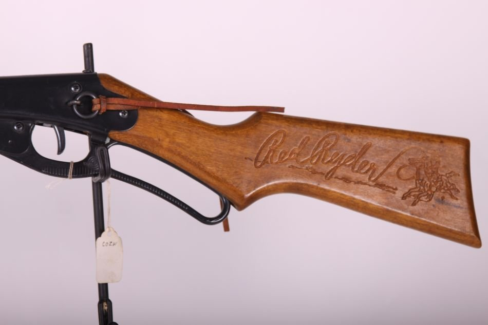Daisy, No.1938 Red Ryder Carbine, Lever Action, Wood - 2