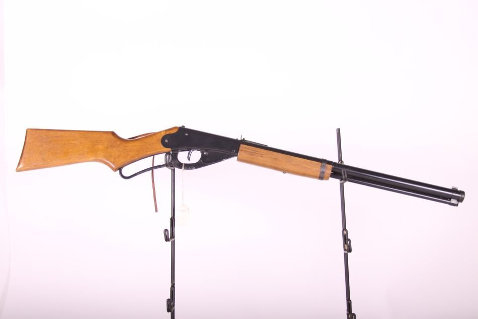 Daisy, No.1938 Red Ryder Carbine, Lever Action, Wood - 4