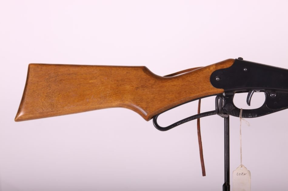 Daisy, No.1938 Red Ryder Carbine, Lever Action, Wood - 5