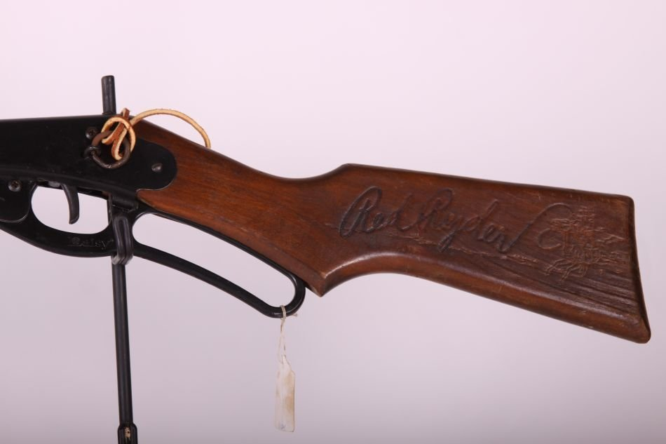 Daisy, No 1938 Red Ryder Carbine, Level Action, Wood - 2