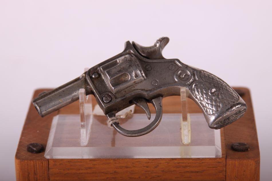 Kenton 22 Cal Toy Pistol, Cast Iron