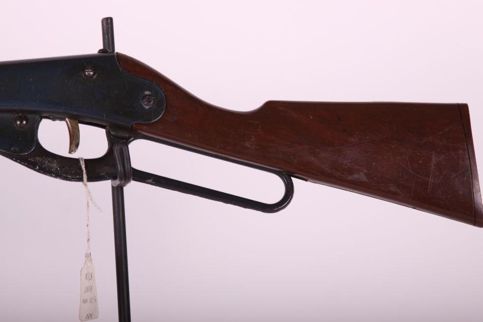 Daisy, Mdl 102, BB Gun, Lever Action, Plastic Stock, - 2