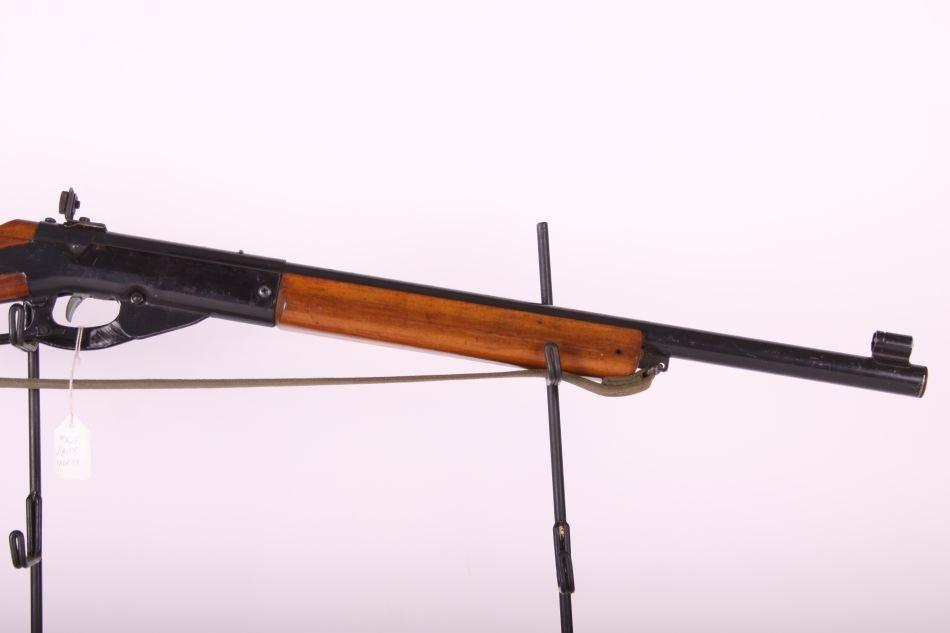 Daisy, Mdl 99, BB Gun, Lever Action, Wood Stock, - 6
