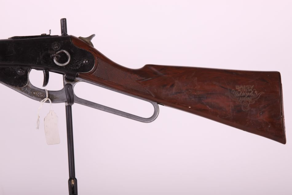 Daisy, Mdl 94, Red Ryder Carbine, BB Gun, Lever Action, - 2