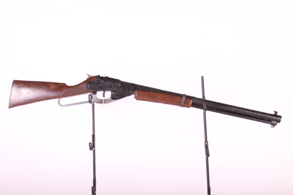 Daisy, Mdl 94, Red Ryder Carbine, BB Gun, Lever Action, - 4