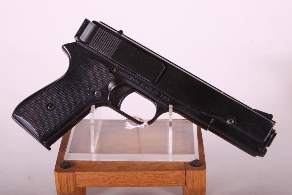 Marksman 20 Shot-BB Repeater Air Pistol, Orig. Box - 4