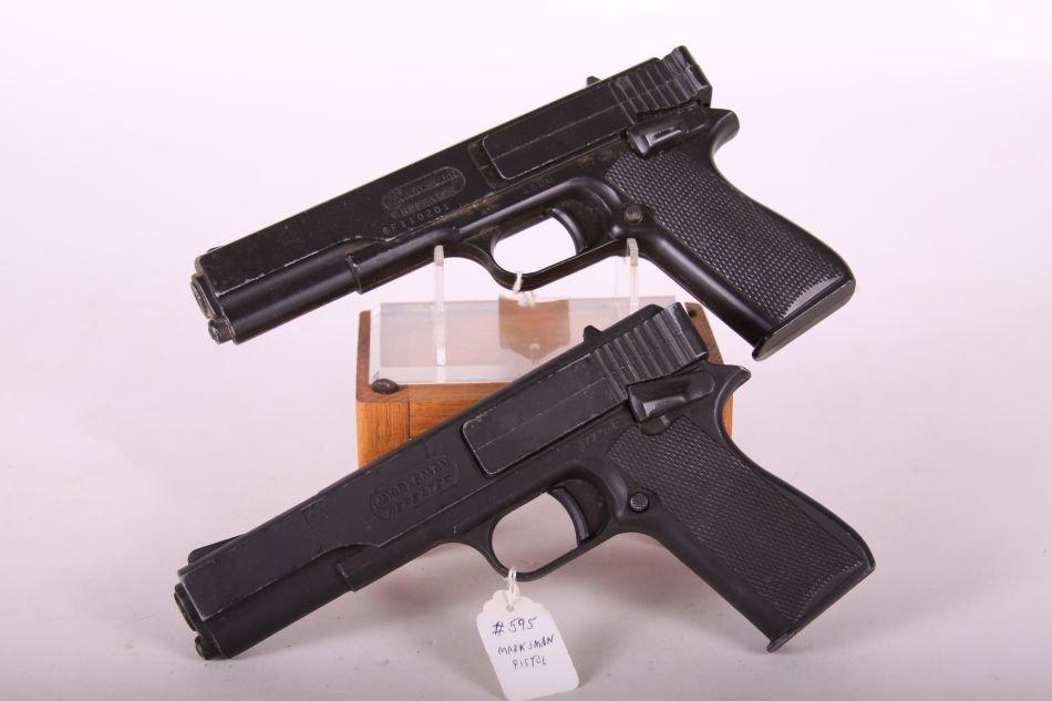 Marksman, Pair of BB Gun Pistols, .177 Cal. Repeater