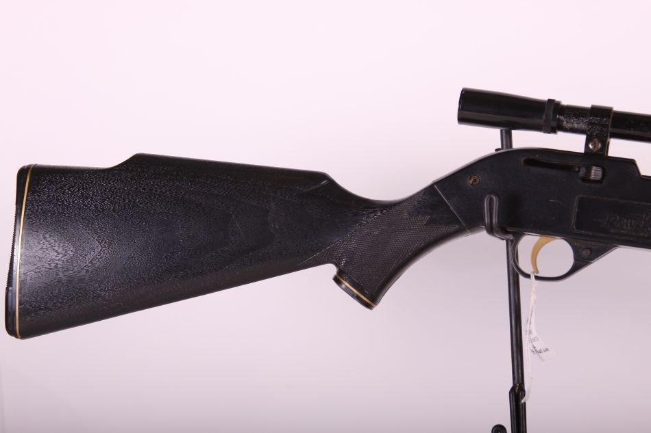 Crossman Powermaster 66 BB/Pellet Rifle, Lever Action, - 5