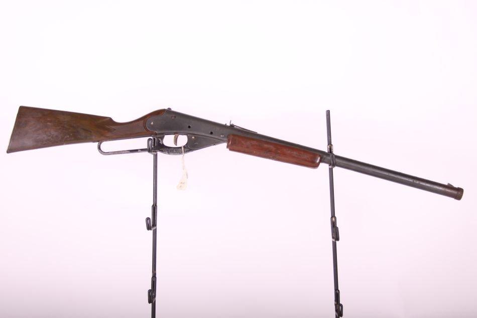 Daisy Mdl 80 Long Rifle BB Gun, Lever Action, Plastic - 4