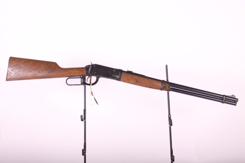 Daisy Mdl 1894 BB Gun Rifle, Lever Action, Plastic - 4
