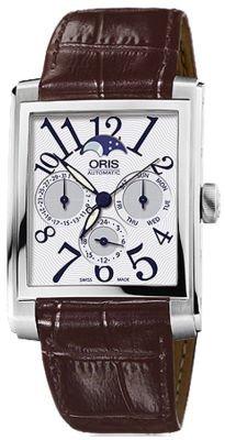 Oris Rectangular Complication Men's Watch