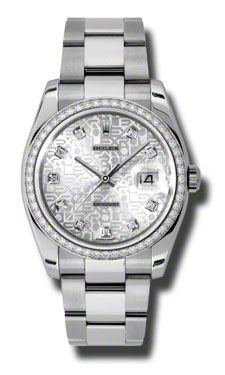 Rolex Datejust Mens Women's Watch
